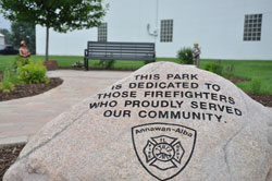 Fire Fighter Memorial
